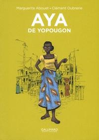 Téléchargement de livres de texte Aya de Yopougon Tome 1 in French 9782070669349