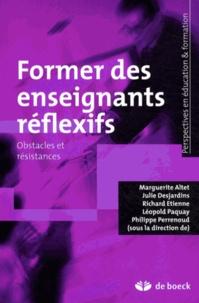 Rhonealpesinfo.fr Former des enseignants réflexifs - Obstacles et résistances Image