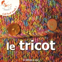 Marguerite Aténian - Le tricot.