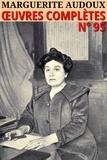 Marguerite Audoux - Marguerite Audoux - Oeuvres Complètes - lci-95.