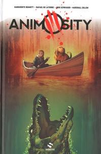 Marguerite Bennett et Rafael de Latorre - Animosity Tome 2 : Le dragon.