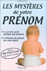 Les mystères de votre prénom.pdf