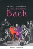 Marguerite Buchet et Edmond Buchet - La petite chronique d'Anna Magdalena Bach.