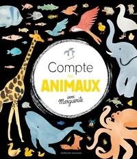 Marguerite Courtieu - Compte les animaux avec Marguerite.