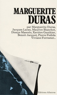 Marguerite Duras et Jacques Lacan - Marguerite Duras.