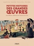 Marguerite Fonta et Laurent Palet - Petites histoires des grandes oeuvres - 100 affaires célèbres de l'histoire de l'art.