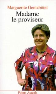 Marguerite Gentzbittel - .