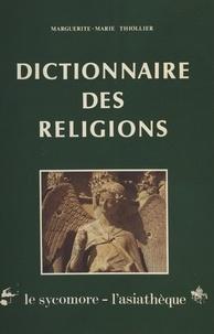 Marguerite-Marie Thiollier - Dictionnaire des religions.