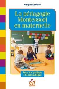 La pédagogie Montessori en maternelle - Pour une pratique à lécole publique.pdf