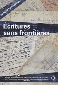 Marguerite Perdriault et Jean-Hugues Malineau - Ecritures sans frontières.