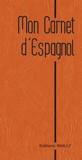 Mari Carmen Munoz - Mon carnet d'espagnol.