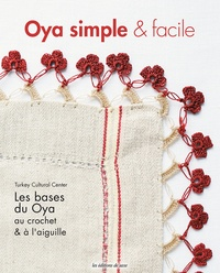 Deedr.fr Oya simple & facile - Les bases du Oya au crochet & à l'aiguille Image