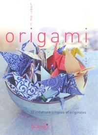 Lart de lorigami - 35 créations simples et originales.pdf