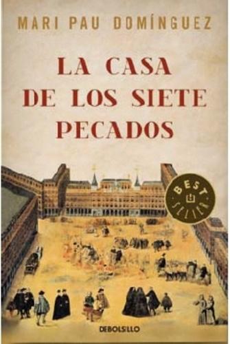 Mari Pau Dominguez - La Casa De Los Siete Pecados.