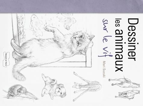 Mari Suzuki - Dessiner les animaux sur le vif.