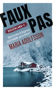 Maria Adolfsson - Doggerland Tome 1 : Faux pas.