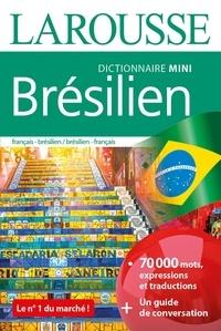 Maria Alice Farah Calil Antonio et José-A Galvez - Mini Dictionnaire Brésilien - Français-Brésilien/Brésilien-Français.