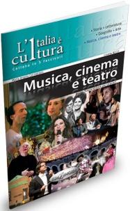 Maria Angela Cernigliaro - Musica, cinema e teatro.