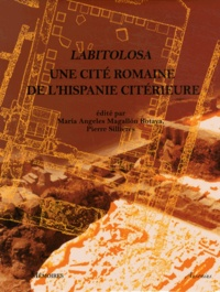 Maria Angeles Magallon Botaya et Pierre Sillières - Labitolosa - Une cité romaine de l'Hispanie citérieure.