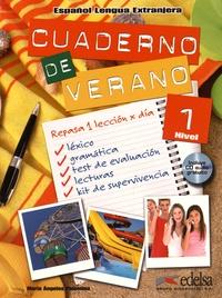 Maria Angeles Palomino - Cuaderno de verano Nivel 1. 1 CD audio