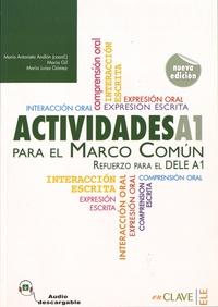 Actividades para el Marco Comun A1 - Refuerzo para el DELE A1.pdf