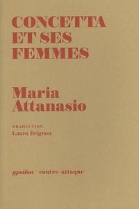 Maria Attanasio - Concetta et ses femmes.