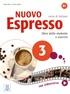 Maria Bali et Luciana Ziglio - Nuovo Espresso 3, corso di italiano - Libro dello studente e esercizi B1.