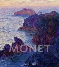 Maria Becker et  Fondation Beyeler - Monet licht, schatten und reflexion.