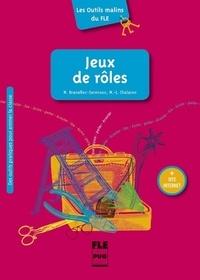 Jeux de rôles - Maria Branellec-Sorensen pdf epub