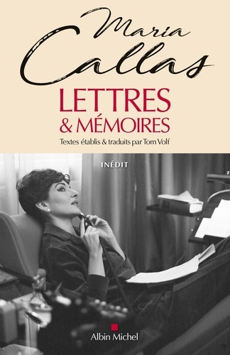 Lettres et mémoires