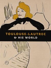 Maria-Christina Boerner - Toulouse-Lautrec and his work - Edition quadrilingue anglais-espagnol-français-allemand.