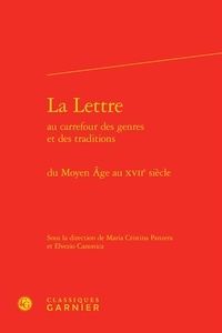 Histoiresdenlire.be La lettre au carrefour des genres et des traditions - Du Moyen Age au XVIIe siècle Image