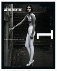 Histoiresdenlire.be Noovo - Numéro 1, Contemporary portraits of fashion, photography & jewellery Image