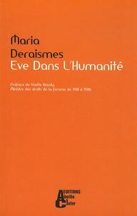 Maria Deraismes - Eve dans l'humanité.