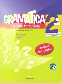 Gramatica da lingua portuguesa 2° ciclo do ensino basico 5° e 6° anos - Maria do Céu Vieira Lopes pdf epub