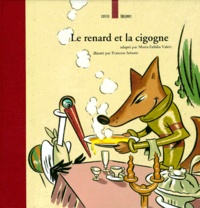 Maria-Eulalia Valeri et Francesc Infante - Le renard et la cigogne.