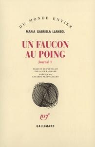 Maria Gabriela Llansol - Un faucon au poing.