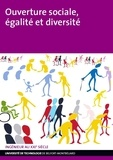 Maria Giuseppina Bruna - Ouverture sociale, égalité et diversité - Actes enrichis des Rencontres égalité des chances 2011 de l'UTBM.