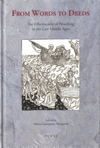 From Words to Deeds - The Effectiveness of Preaching in the Late Middle Ages.pdf