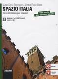Maria Gloria Tommasini et Mimma Flavia Diaco - Spazio Italia 3 - Corso di italiano per stranieri - Manuale + eserciziario livello B1. 1 Cédérom