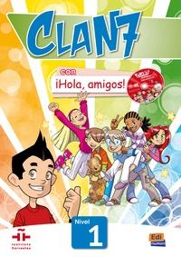 Galabria.be Clan 7 con ¡Hola, amigos! - Libro del alumno, nivel 1 Image