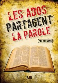 Deedr.fr Les ados partagent la Parole Image