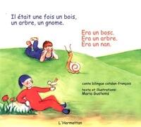 Deedr.fr Il était une fois un bois, un arbre, un gnome - Edition bilingue catalan-français Image