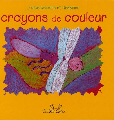 Maria Hernandez et Jordi Vigué - Crayons de couleur.