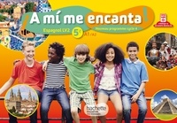 Maria Isabel Becerra Castro - Espagnol 5e Cycle 4 LV2 A1-A2 A mi me encanta !.