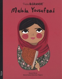 María Isabel Sánchez Vegara et Manal Mirza - Malala Yousafzai.