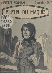 Maria Jean - Fleur du maquis.
