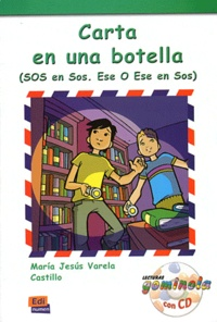 Maria Jesus Varela Castillo - Carta en una botella - SOS en Sos. Ese O Ese en Sos. 1 CD audio