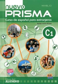 Maria José Gélabert et David Isa - Nuevo prisma, Curso de espanol para extranjeros - Libro del alumno, Nivel A1.