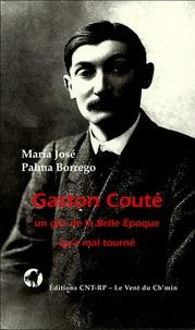 """Maria-José Palma Borrego - Gaston Couté, un gâs de la """"belle époque"""" qu'a mal tourné."""